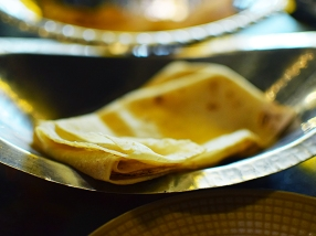 But the roti itself was quite good.