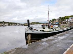 Tarbert: A charter boat?