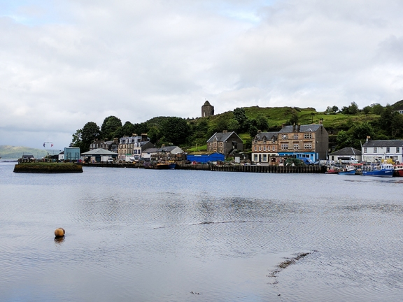 Tarbert: On the waterfront