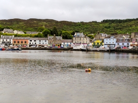 Tarbert: On the waterfront with better white balance