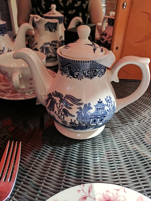St. Ermin's Hotel: Tea