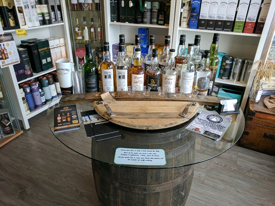 Tarbert: Whisky West Coast