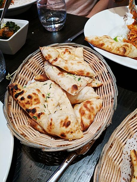 Salaam Namaste: More breads