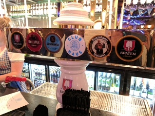 Munich Cricket Club: German beers
