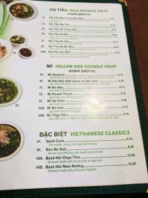 Pho Tau Bay: Noodle soups
