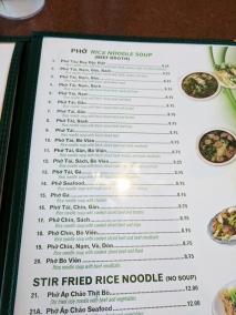 Pho Tau Bay: Pho
