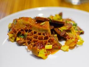 Ma La Sichuan: Bobo Beef closeup
