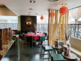 Ma La Sichuan: Interior