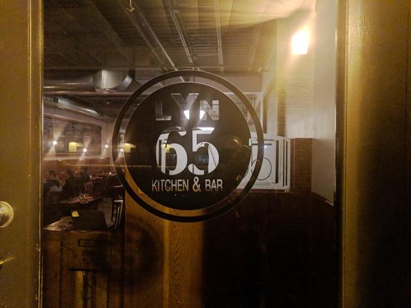 Lyn 65: Entrance
