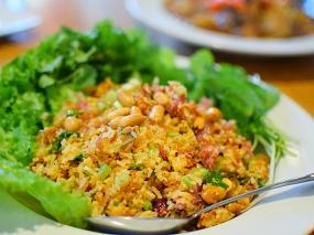 Khun Nai Thai Cuisine: Nam khao