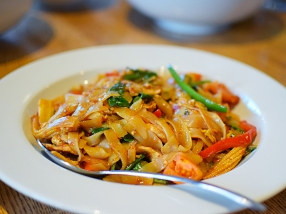 Khun Nai Thai Cuisine: Pad kee mao