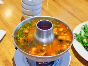 Khun Nai Thai Cuisine: Tom yum