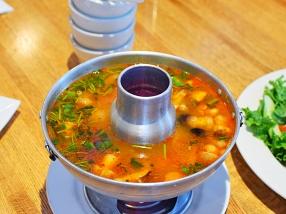 Khun Nai Thai Cuisine: Tom yum