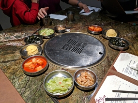 Hansol Noodle and Korean Food: Banchan