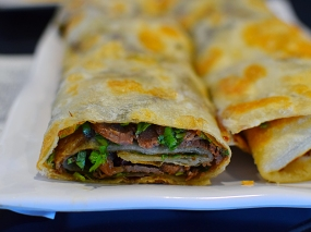101 Noodle Express: Beef roll