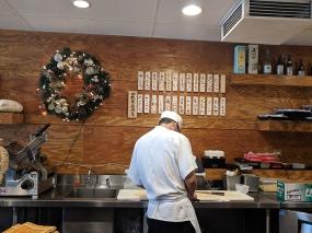Osawa: Behind the sushi counter