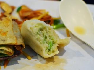 101 Noodle Express: Fish dumpling fish