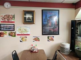 Thai Cafe: Interior