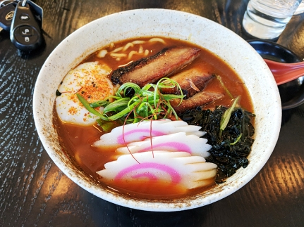 Masu, Apple Valley: Pork belly ramen