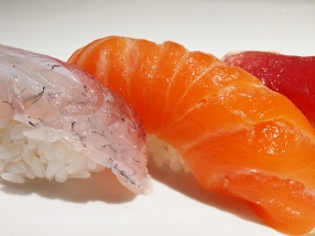 Masu, Apple Valley: Sake (salmon)