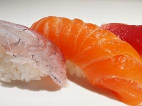 Masu, Apple Valley: Sake (salmon)