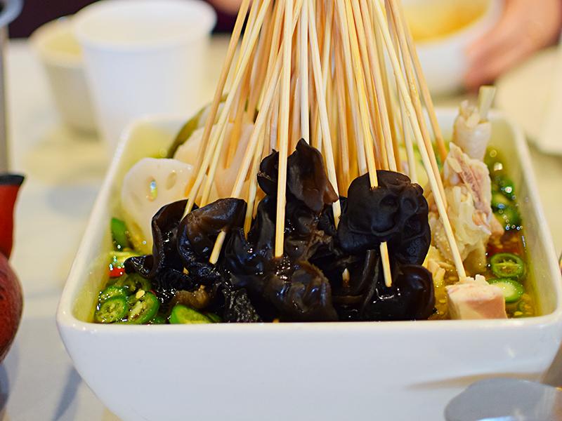Chengdu Taste: Skewers | My Annoying Opinions