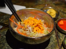 Hansol Noodle and Korean Food: Slaw