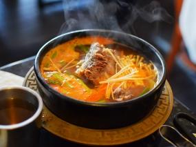 Oo-Kook: Spicy galbi-tang