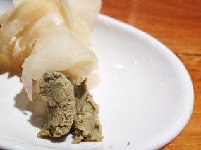 Masu, Apple Valley: Wasabi of doom
