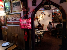 Jitlada: To the larger dining room