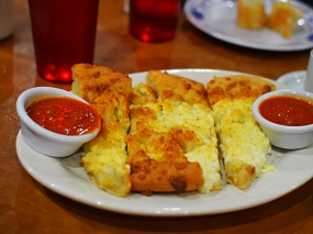 Our boys called it sour cheese bread and that's a good description. Also with feta.