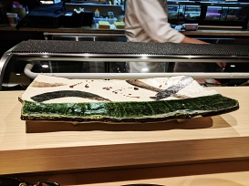 Shiki: Sushi platter