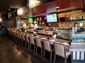 Tenno Sushi: Bar