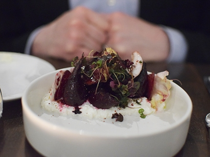 Spoon and Stable: Bloody good beets