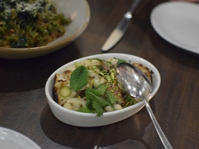 Spoon and Stable: Blurry cauliflower