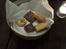 Spoon and Stable: Mignardises