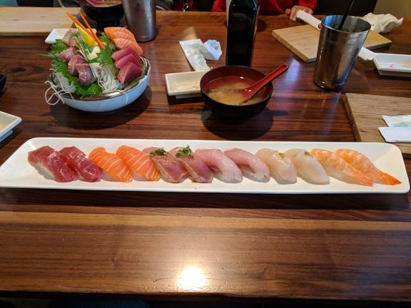 Tenno Sushi: Sakura Sushi