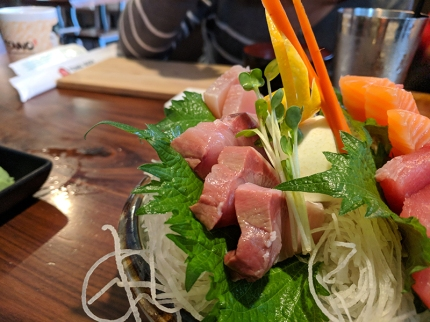 Tenno Sushi: Another view