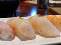 Tenno Sushi: Scallop