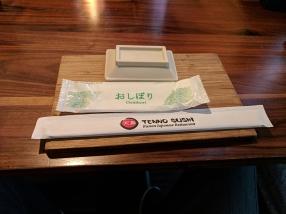 Tenno Sushi: Setting