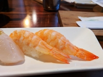 Tenno Sushi: Shrimp
