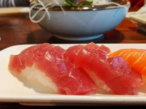 Tenno Sushi: Tuna