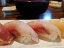 Tenno Sushi: Yellowtail