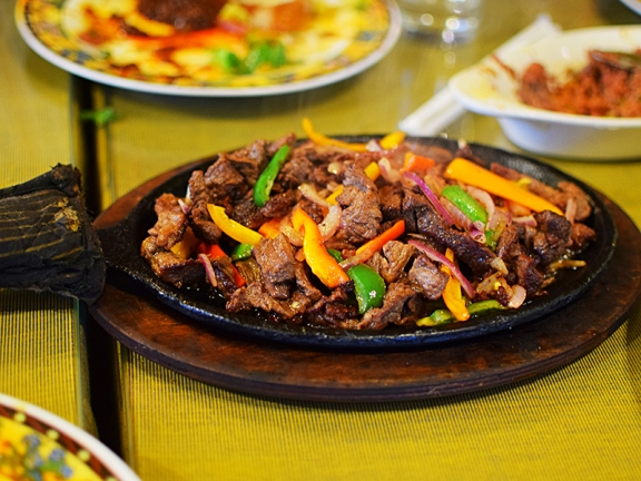 Demera: Beef special