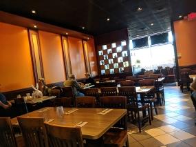 Szechuan: Dining Room