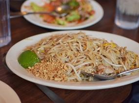 Lao Thai: Pad Thai