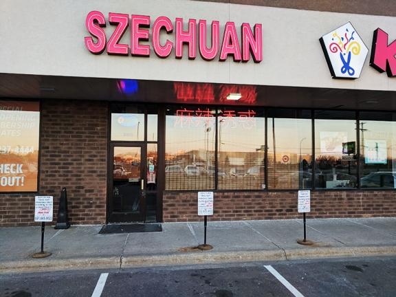 Szechuan: Exterior