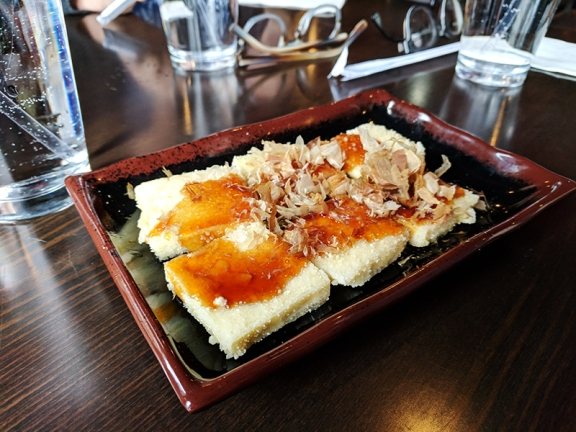 Ichiddo Ramen: Age tofu