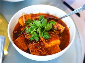 Tea House: House Spicy Tofu