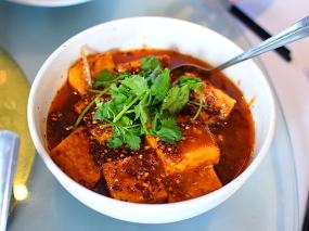 Tea House: House Spicy Tofu